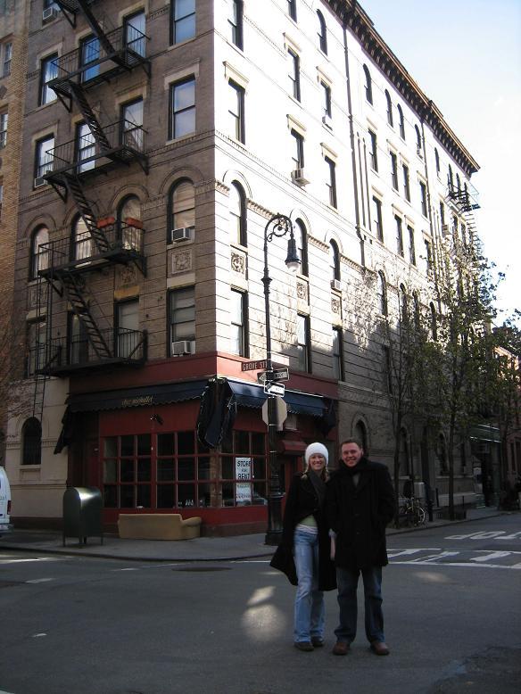 The Friends Apartment Iamnotastalker 39 S Weblog