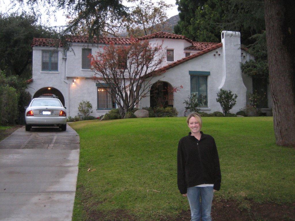 Brandon and Brenda's house | Iamnotastalker's Weblog